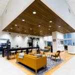 Niello Volvo building interior